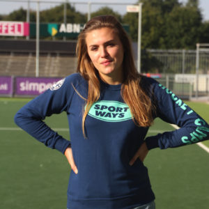 SportWays - Staff Sweater Blauw / Turquoise