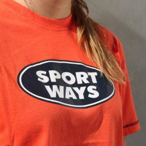 SportWays - Kids Shirt Oranje