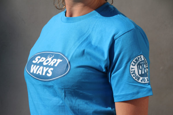 SportWays - Kids Shirt Blauw