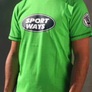 SportWays - Kids Shirt Groen