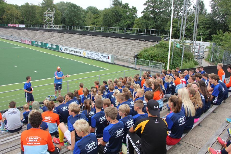 Amsterdam 2. Top Hockeykamp