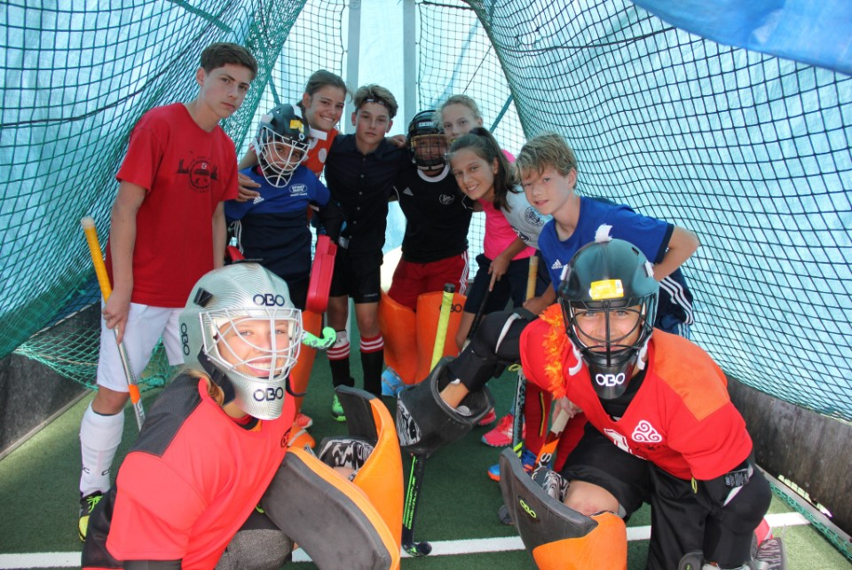 Amsterdam 4. Drijver Elite Goalie Camp