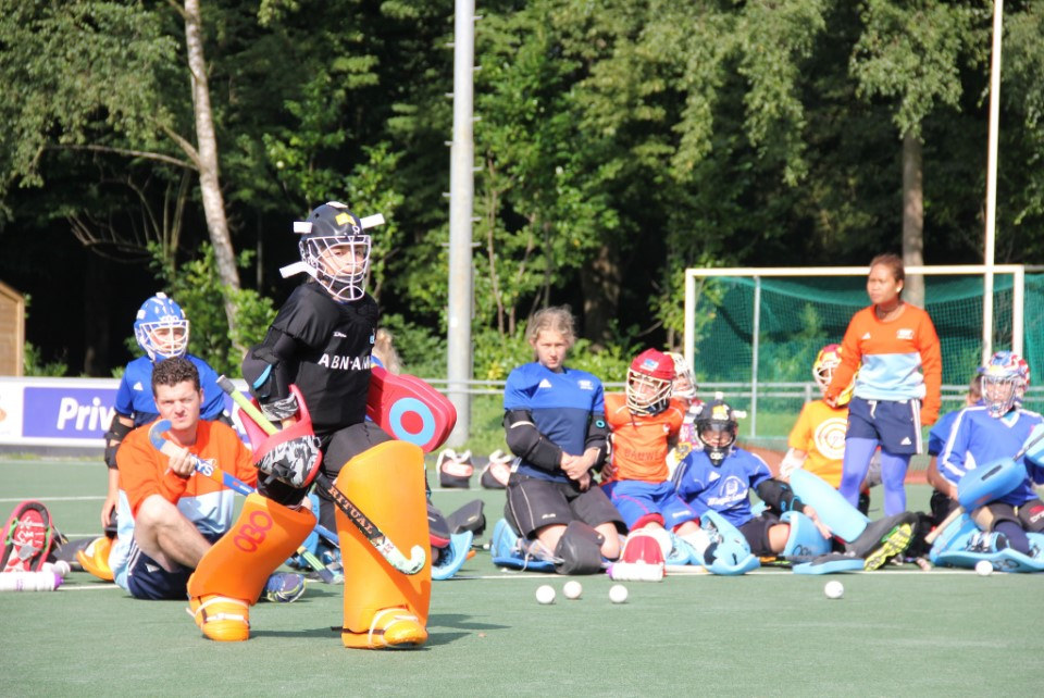 Amsterdam 5. Drijver Elite Goalie Camp