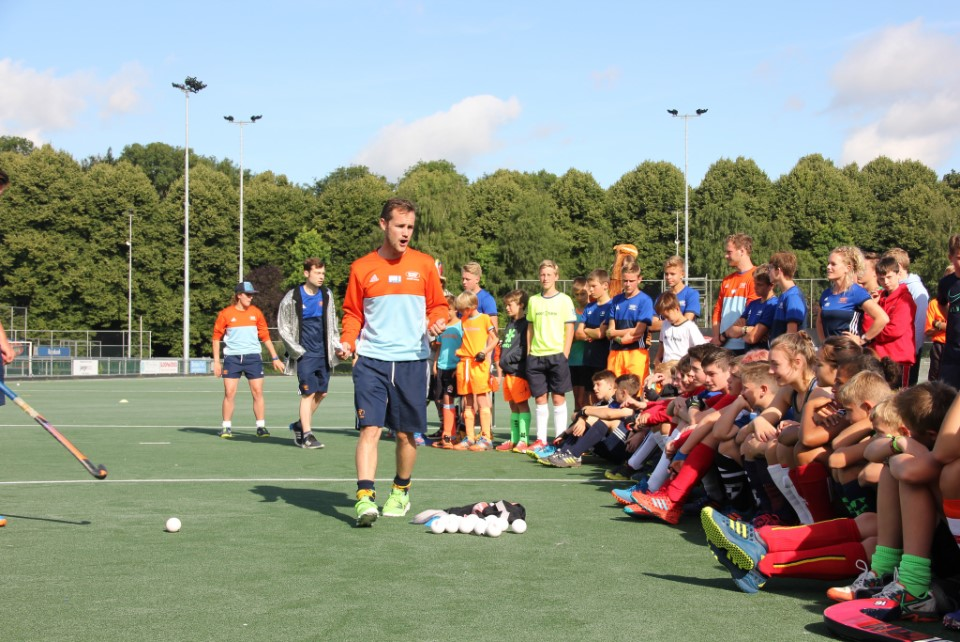 Amsterdam 6. Top Hockeykamp