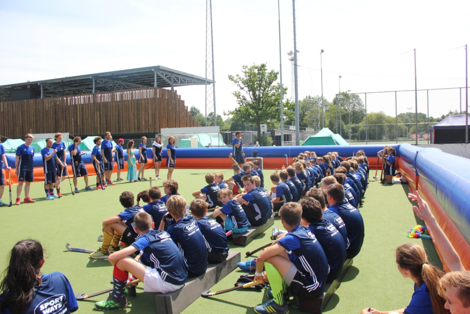 Amsterdam 7. Dutch Premier League Hockey Camp