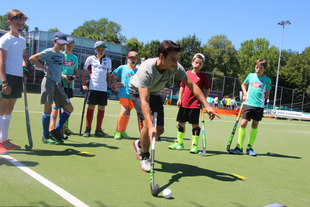 Amsterdam 1. Thomas Briels Hockey Camp